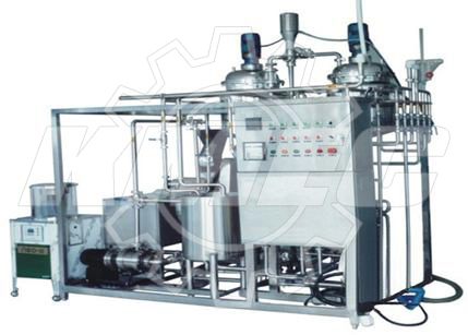 machine production de jus et confiture de figue de barbarie